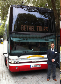 bethel tour coach