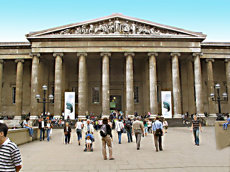 British Museum jw bible tours